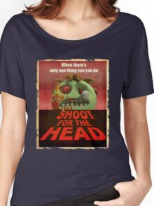 Shoot for the Head Women's Relaxed Fit T-Shirt