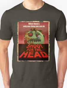 Shoot for the Head Unisex T-Shirt
