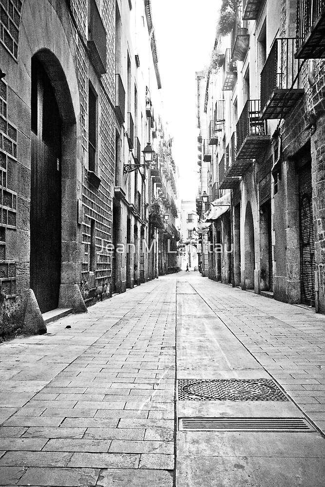 Barcelona 12 by Jean M. Laffitau