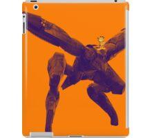 Metal Garf Ray iPad Case/Skin