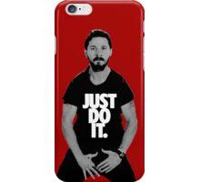 Shia Labeouf iPhone Case/Skin