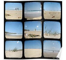 A Day at the Beach - TTV Collective Poster