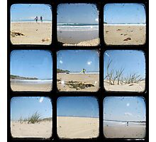 A Day at the Beach - TTV Collective Photographic Print