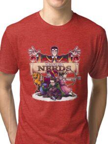 D&D is For Nerds Tri-blend T-Shirt