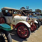 Pre 1919 Veteran cars - Pakenham Golf Club, Victoria by Bev Pascoe
