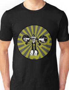 Microbot - Yellow Unisex T-Shirt
