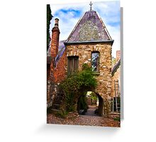 Montsalvat Greeting Card