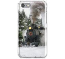 steam power iPhone Case/Skin