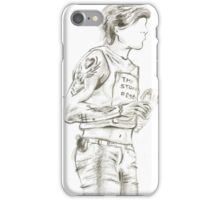 Crop Top Louis iPhone Case/Skin