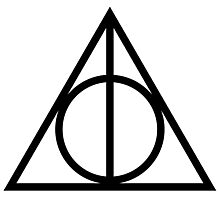 Harry Potter & The Deathly Hallows Photographic Print