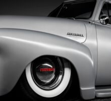 1950 Chevrolet Pickup Sticker