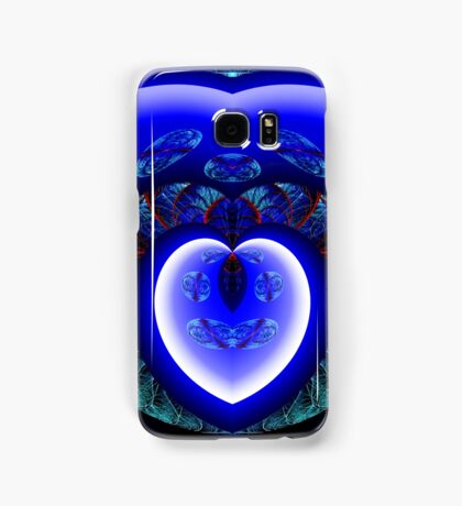 You Have Breached the Wall Surrounding My Heart Samsung Galaxy Case/Skin