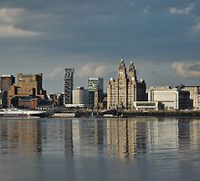 LIVERPOOL WATERFRONT by shaun-e