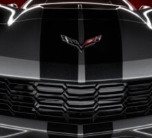 2015 Chevrolet Corvette Z06 Sticker