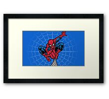 The Amazing Spiderman 3 Framed Print