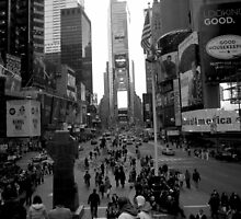 times square, nyc by tim buckley | bodhiimages