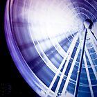 the brisbane wheel 2 by Adam Wakefield