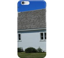 Wooden Country Church iPhone Case/Skin
