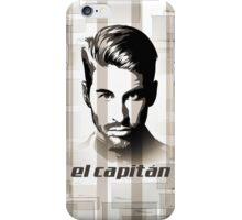 Sergio Ramos iPhone Case/Skin