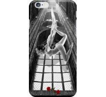 Pulling Me Back.... iPhone Case/Skin
