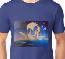 PeaceShip Unisex T-Shirt