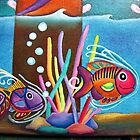 Fish on Parade by Lori Miller