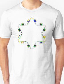 Koch Curve VI T-Shirt