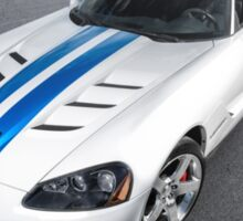 2009 Dodge Viper SRT10 Sticker