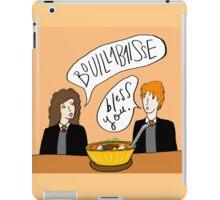 ron & hermione iPad Case/Skin