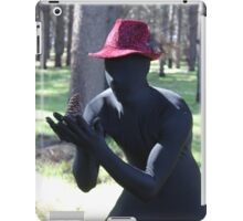 Top Hat Pine Cones iPad Case/Skin