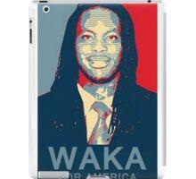 Waka Flocka For America ! iPad Case/Skin