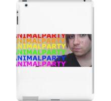 Animal Party iPad Case/Skin