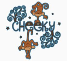 Cheeky Monkey by Amy-lee Foley
