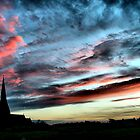 All Saints Sunset by Karen Martin IPA