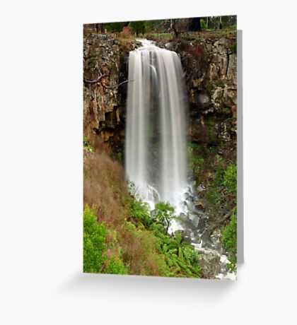"""Sailors Falls"" Greeting Card"