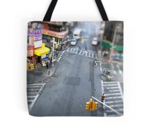 New York City Crossroad Miniature Tote Bag