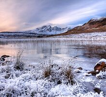 Blaven in Winter Light, Isle of Skye. Scotland. by photosecosse /barbara jones