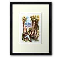 Lovely day out Framed Print
