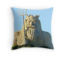 King Neptune    Two Rocks   Western Australia Throw Pillow