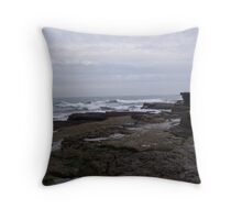 The Lone watcher Throw Pillow