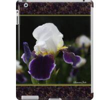 Iris ~ an Elegant Beauty iPad Case/Skin
