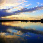 Two Rocks Marina   Western Australia by Lynda Kerr