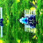 Boat Ramp  Yanchep National Park by Lynda Kerr