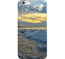 A wet point of view iPhone Case/Skin