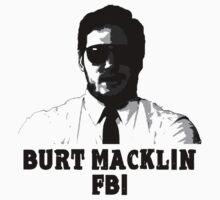Burt Macklin FBI by Ruby Stewart