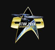 StarTrek  Enterprise Refit Com badge Unisex T-Shirt