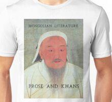 Prose and Khans Unisex T-Shirt