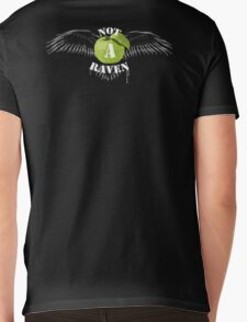 Hempel's Raven Mens V-Neck T-Shirt