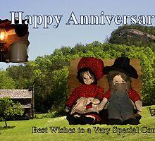 Anniversary ~ Dolls from Gladie Creek by SummerJade
