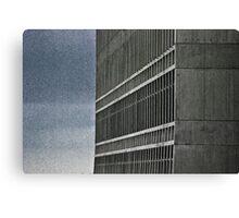 Concrete Sky 1 Canvas Print
